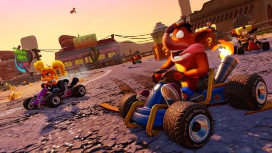 Crash Team Racing Nitro Fueled:  un remaster annoncé sur PS4, Xbox One et Switch