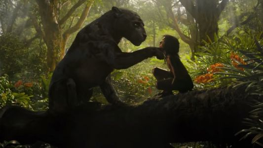 New Trailer For Andy Serkis' MOWGLI: LEGEND OF THE JUNGLE a Dark Retelling of THE JUNGLE BOOK