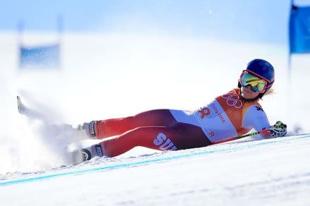 Olympic ski smash highlights the perils of sports photography