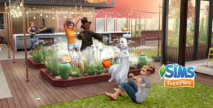 EA adds augmented reality features to The Sims FreePlay on iOS