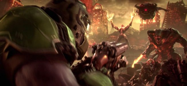 Doom Eternal Is Also Launching On Switch