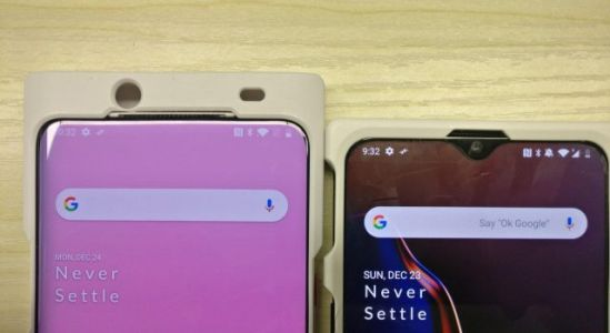 Alleged Oneplus 7 first image leaked with bezel-less design