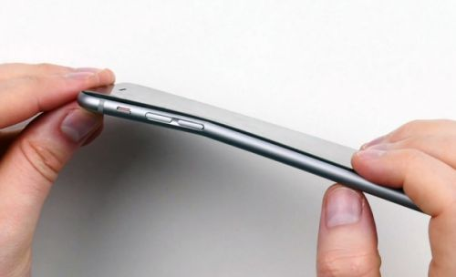 Apple reportedly knew that the iPhone 6 would bend, but lied about it