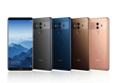 Huawei Mate 10 Pro Gets Certified in Dual SIM International Version, Codenamed BLA-L29
