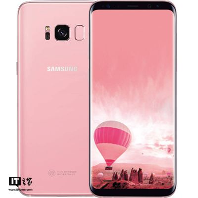 Samsung Galaxy S8 and Galaxy S8 Plus Appear in Barbie Pink, Priced at $852