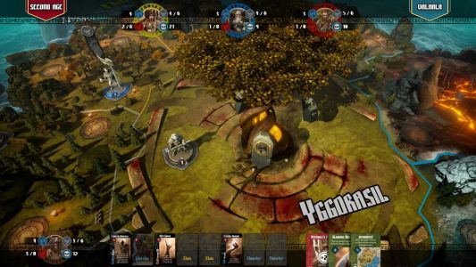 Review: BLOOD RAGE: DIGITAL EDITION Is Amazing, But Also Lackluster