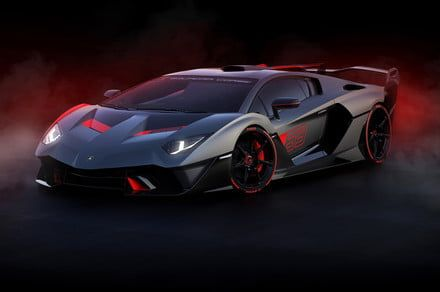 Drool over Lamborghini's latest dream machine: the one-off SC18