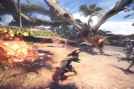 Monster Hunter's Rathalos swoops into 'Final Fantasy XIV' on August 7