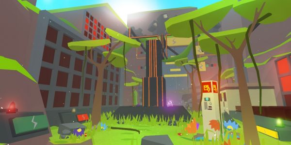 Herelone: Mysterious Adventure Escape is an ambitious open world puzzler that's available now for Android