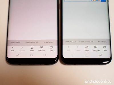 New Galaxy S8 software update aims to fix your red display