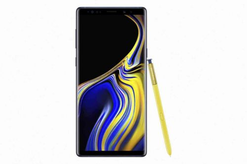 Are you buying a Samsung Galaxy Note 9?