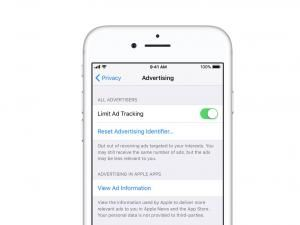 How To Stop Advertisers From Tracking Your iPhone