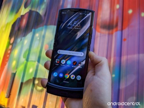 These are the new Motorola RAZR specs