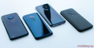 Here's the Moto G6 and E5 series' specs and Canadian availability