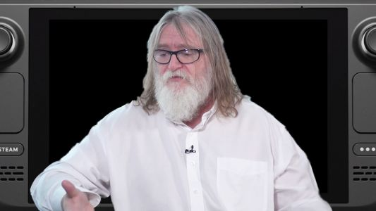 Gabe Newell says gamers have never had a great mobile hardware option