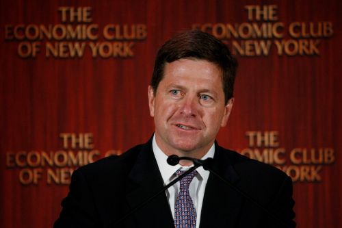SEC head Jay Clayton weighs in on cryptomania