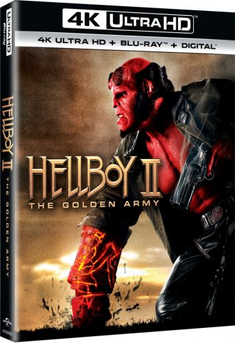 Guillermo del Toro's 'Hellboy II: The Golden Army' Coming to 4K Ultra HD This Summer