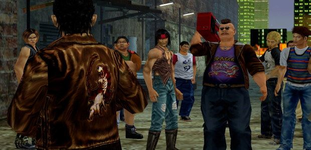 Shenmue I & II brawling onto PC in August