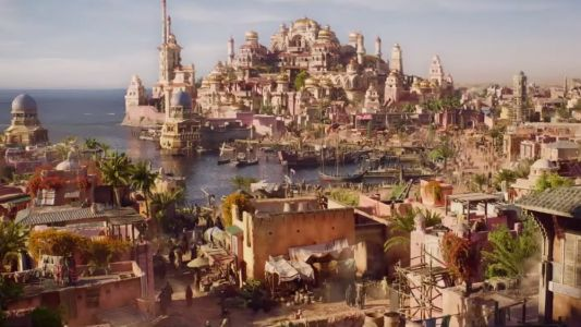 New Featurette For ALADDIN Shows How The Vibrant World of the Story Was Brought To Life