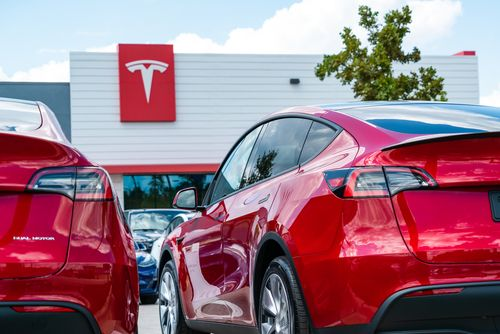 T-Mobile Tuesdays celebrating EarthDay by giving you a chance to win a Tesla Model Y