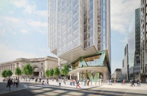 New tower to loom over Waterloo Station