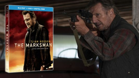 Contest: Win 'The Marksman' Starring Liam Neeson on Blu-ray Combo