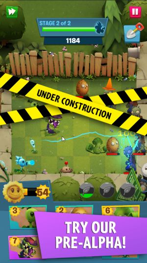 Plants vs Zombies 3 enters pre-alpha phase on Android
