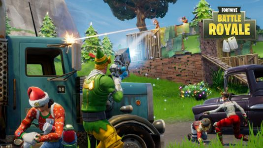 'Fortnite Battle Royale' update adds biomes and a huge new city to the map