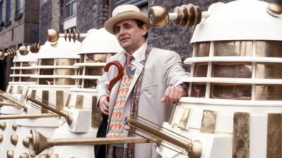 Happy Birthday, Seventh Doctor Sylvester McCoy!