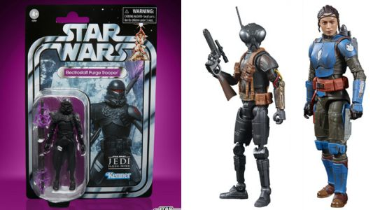 Star Wars TVC Gaming Greats and Black Series Fan Fest 2021 Pre-Orders