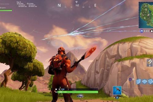 Fortnite servers go down after new season launch