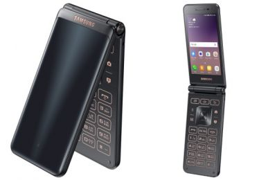 Meet the Galaxy Folder 2, Samsung's new Android flip phone