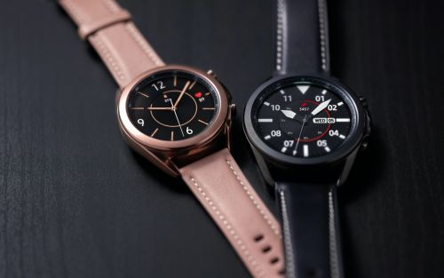 Galaxy Watch 4 with Wear OS to have a custom UI
