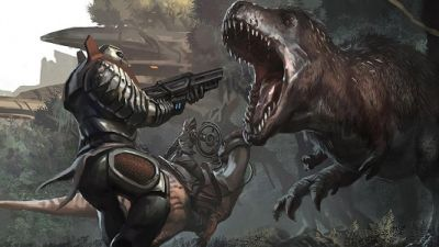 Predation Takes RPGs Back to the Stone Age in an Awesome Way