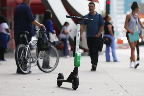 Electric scooter charging is a cutthroat business, and Lime wants to fix that