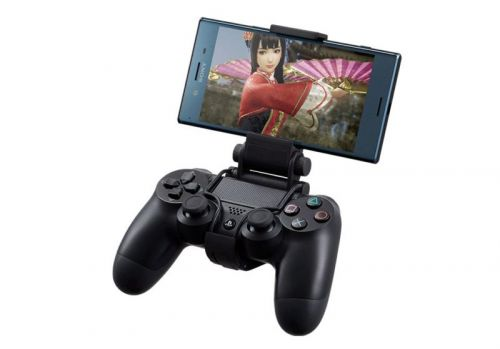 Sony Intros X Mount Phone Gaming Accessory For DualShock 4