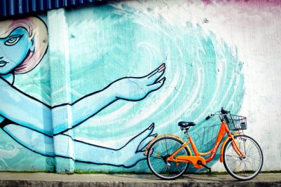 Spin raises $8 million as bike-sharing battle heats up in the US