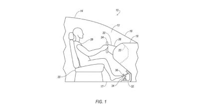 Ford Devises Removable Pedals & Steering Wheel For AI Cars