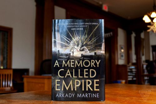 A Memory Called Empire is a brilliant blend of cyberpunk, space opera, and political thriller