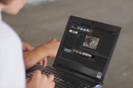 PowerDirector 16 is the first basic video editor to include stabilization