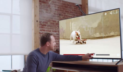 Turn your TV into a giant touchscreen tablet with this awesome accessory