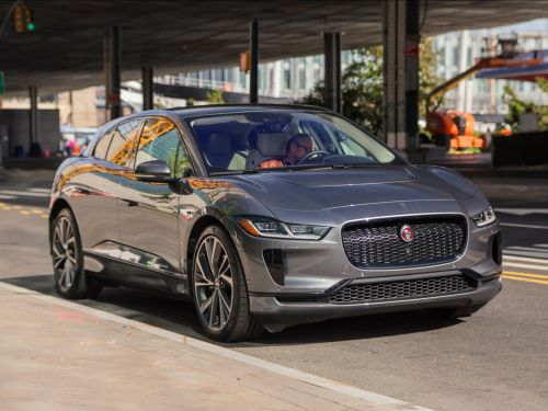 We drove the $87,000 Jaguar I-Pace to see if it's ready to challenge electric SUVs from Tesla, Mercedes, and Audi - here's the verdict