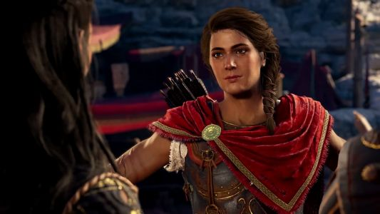 Assassin's Creed Odyssey's Dialogue Options Are Hilarious, But Romance Feels Forced