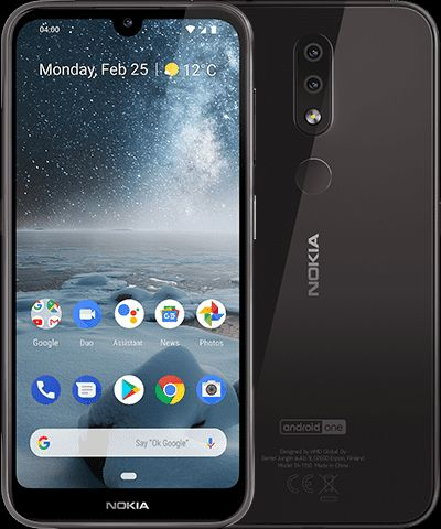 Nokia 4.2 available in France, Italy & Spain. Nokia 3.2 on pre-order in France