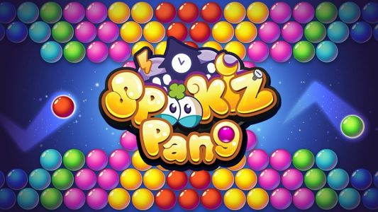 Spookiz Pang is a classic bubble shooter based on the hit series