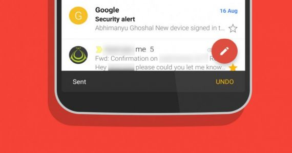 Gmail now lets you Undo sent messages on Android - but you only get 10 seconds