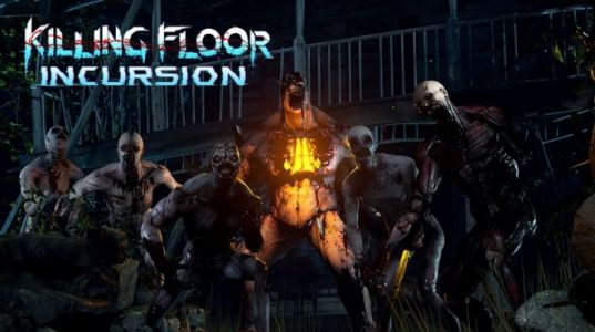 Killing Floor:  Incursion, le jeu arrive sur le PlayStation VR en 2018