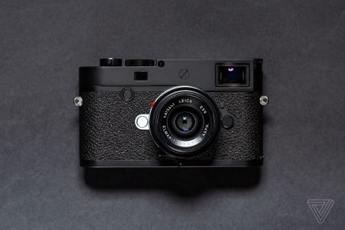 Leica's latest M camera is quieter and sleeker than ever