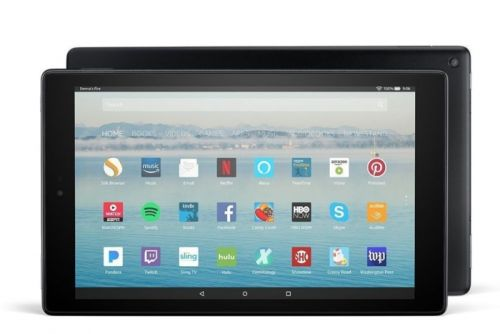 Amazon's Fire HD 10 tablet is only $100 today, a $50 discount