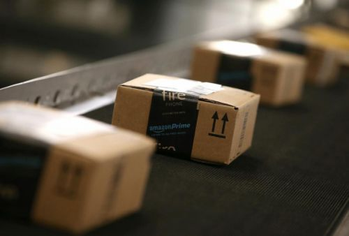 Some Amazon delivery drivers have been forced to use trucks with bald tires and broken doors